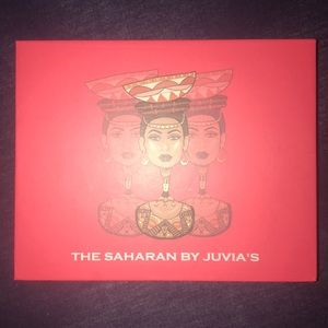The Saharan Palette by Juvia's